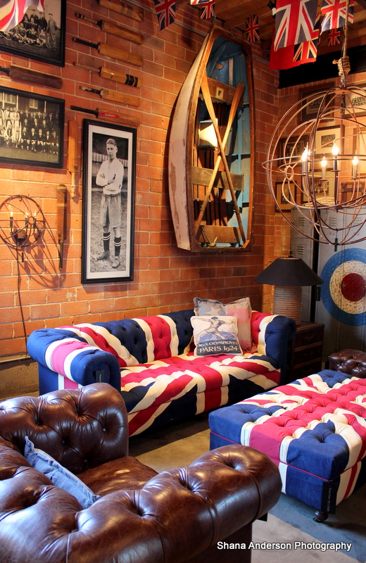 A Man Cave Store : Timothy oulton dallas store shana anderson