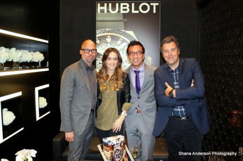 Hublot Opening fb-020